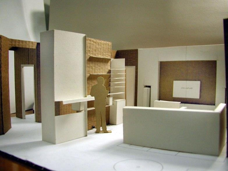 Дизайн-проект интерьера квартиры. Макет